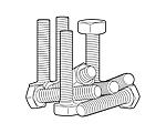 Stahl / Verzinkt