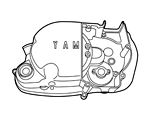 Verschiedene Motorteile für Ihr Yamaha Oldtimer