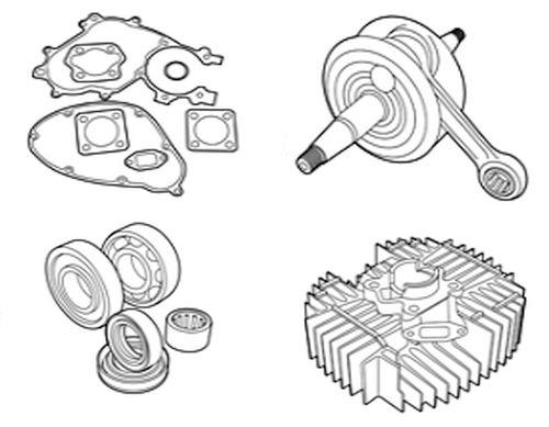 kreidler teile florett tm amazone lf rm rmc rs. Black Bedroom Furniture Sets. Home Design Ideas