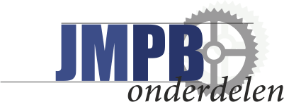 Pedal / Trapper Satz Sport Weiß