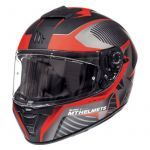 Helm Integral MT Blade II Blaster Matt Rot