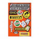 Sponsorkit Pirelli / Michelin